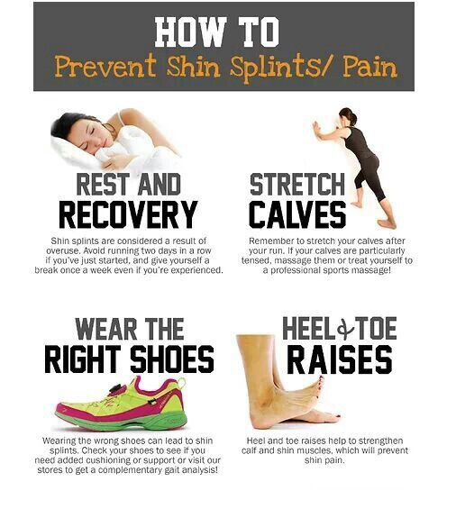 How To Get Rid Of Shin Splints Forever In 3 Simple Steps
