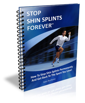 Stop Shin Splints Forever Book